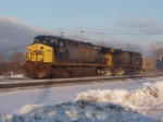 CSX 683 + CSX 639